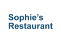 Sophie's French Restaurant, Minchinhampton