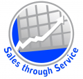 Sales Through Service / Guy Arnold