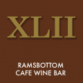 XLII Ramsbottom Cafe Wine Bar