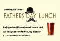 Fathers Day Lunch
