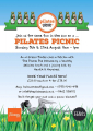 NEW! OUTDOOR PILATES PICNICS