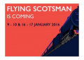 Ride & Dine on the Flying Scotsman
