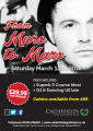 From Murs to Mars Tribute Act @ Caldefields Golf and Country Club 12/03/16