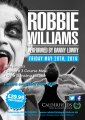 Robbie Williams Performed by Danny Lowry @ Calderfields Golf and Country Club 20/05/16