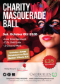 masquerade, ball, Calderfields October 2016