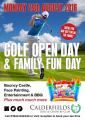 Bank Holiday Family Fun @ Calderfields Golf Club