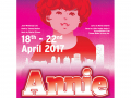 Annie at the Lichfield Garrick