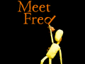 Meet Fred at the Lichfield Garrick