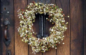 Christmas Wreath-Making and Table Decorations
