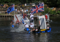 Rotary Club of Chester Charity Raft Race