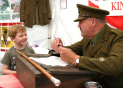 WW1 Discovery Day and Trench Tour at the Staffordshire Regiment Museum