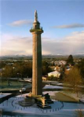 Lord Hill's Column Opening in Shrewsbury