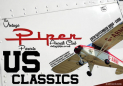 US Classics hosted by the Vintage Piper Aircraft Club