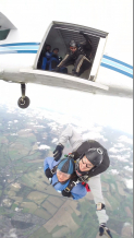 Charity Skydive Day