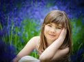 Bluebell Wood Photo Shoot 2015
