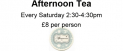 Afternoon Tea - The Stackpole Inn