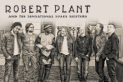 Robert Plant plays Cannock Chase