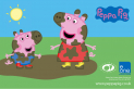 Jump in muddy puddles with Peppa and George at Royal Windsor Racecourse