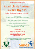 Cardiff & Newport Sands Charity Golf Day