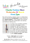 LK Bennett Charity Fashion Show