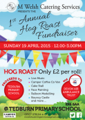 M Welsh Catering Services - 1st Annual Hog Roast Fundraiser