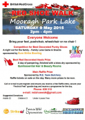 Red Shoes Walk At Mooragh Park Lake In Aid Of Red Cross Sat 9th May