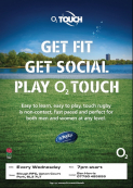 O2 Touch Rugby