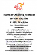 Ramsey Angling Festival 8th - 12th July 2015