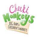 CHEEKI MONKEYS nearly-new baby and children's table-top sale