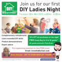 Ladies Night at Broad Street DIY