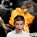 The Hollywood Special Effects Show - Brand New Family Science Show