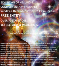 Exhibition of Healing and Complementary Therapies in Shrewsbury