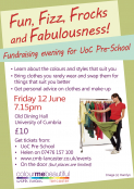 Ladies' evening: Fun, Fizz, Frocks and Fabulousness