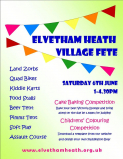Elvetham Heath village fete