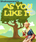 Open Air Theatre - Shakespeare's As You Like it