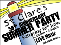 St Clare's Summer Party