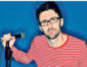 Mark Watson at Lichfield Garrick