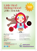 Little Red Riding Hood Summer Programme