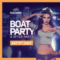 Kinky Malinki Boat Party & After Party