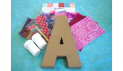 Decopatch Your Letter at Millets Craft Shack