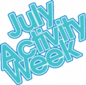 July Activity Week for 7-11 year olds