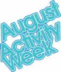 August Activity Week for 7-11 year olds