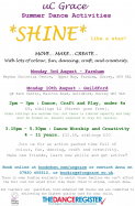 Dance, Craft and Play under 4s