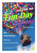 Fullcircle Fun Day - BBQ, Bar & Entertainment