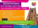 Sponsored Abseil and Heritage Open Day