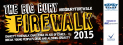 The Big Bury Firewalk #BIGBURYFIREWALK