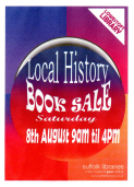 Sale of Books On Local History