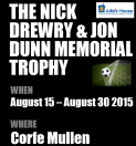 Memorial Trophy in Corfe Mullen For Julia's House