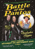Battle Of The Panto's At The Villa With Special Guest Judge Christopher Biggins