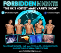 Forbidden Nights - Male variety act